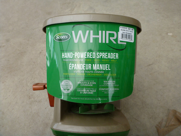 Scotts Whirl Hand Spreader