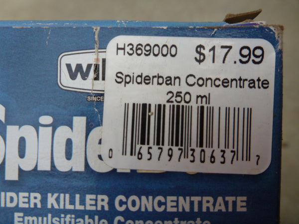Wilsons - SpiderBan 250ml Concentrate