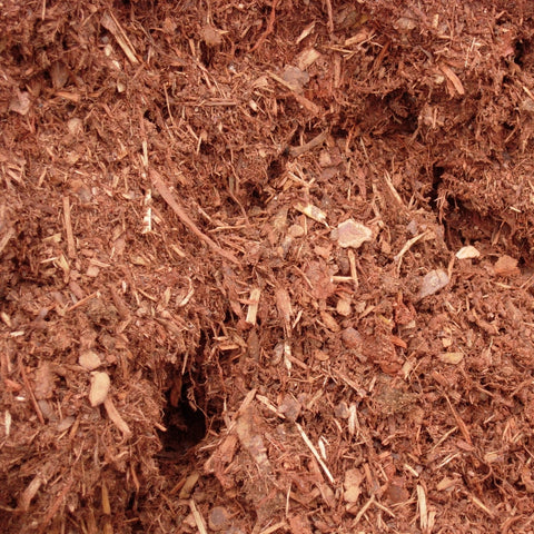 RED Mulch Fir & Spruce Mix BULK *Pick-up only.