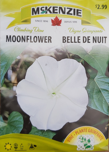 McKenzie Seeds Moonflower
