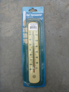 Wall Thermometer - Easy Read