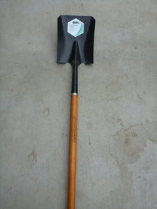 Square Mouth Shovel - Long Handle