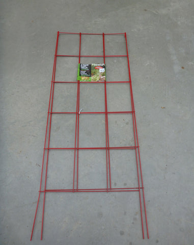 "A-Frame Plant Support 48"" x 18"" - Red"