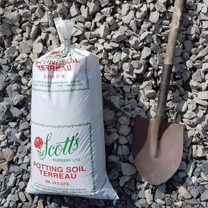 "Drainage Rock 3/4""- 1.5"" 28L Bag (79 lbs/Bag) *BAG YOUR OWN* Pick-up only*"