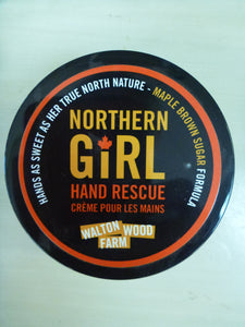 "Walton Wood Hand Rescue 4oz ""Northern Girl"""