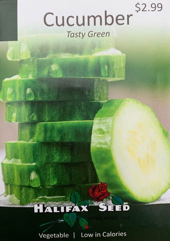 Halifax Seed Cucumber Tasty Green