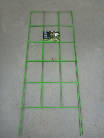 "A-Frame Plant Support 46"" x 18"" - Green"