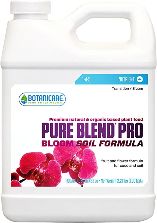 Botanicare Pure Blend Bloom Soil