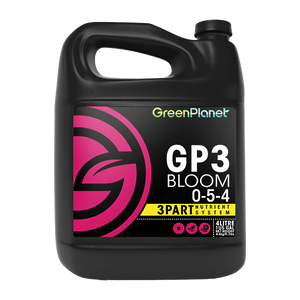 Green Planet GP3 Bloom