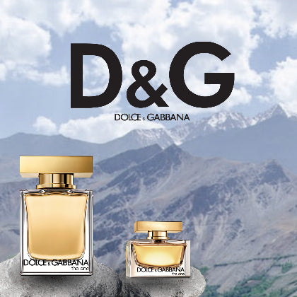 Dolce and Gabbana Aftershave and Perfume