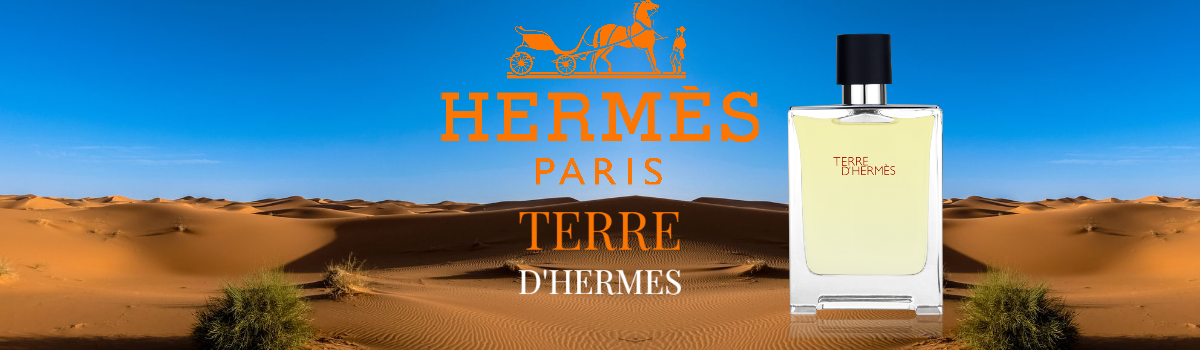 Terre d'Hermes Fragrance for Men