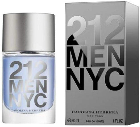 Carolina Herrera 212 Homme Eau de Toilette - 30 ml