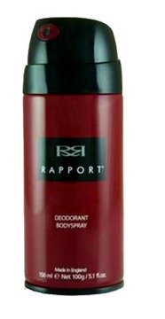 Rapport Deodorant Body Spray - Pack of 10 Special Offer