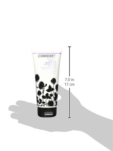 Cowshed Lazy Cow Soothing Shower Scrub 200 ml