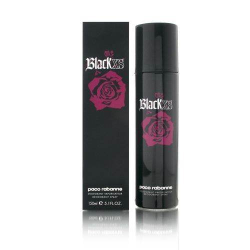 Paco Rabanne Black XS for her 150ml Deodorant Spray