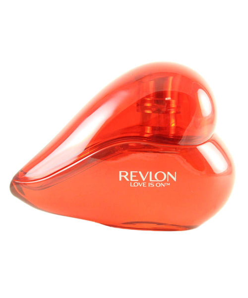 Revlon Love Is On Eau De Toilette 50ml Spray For Her