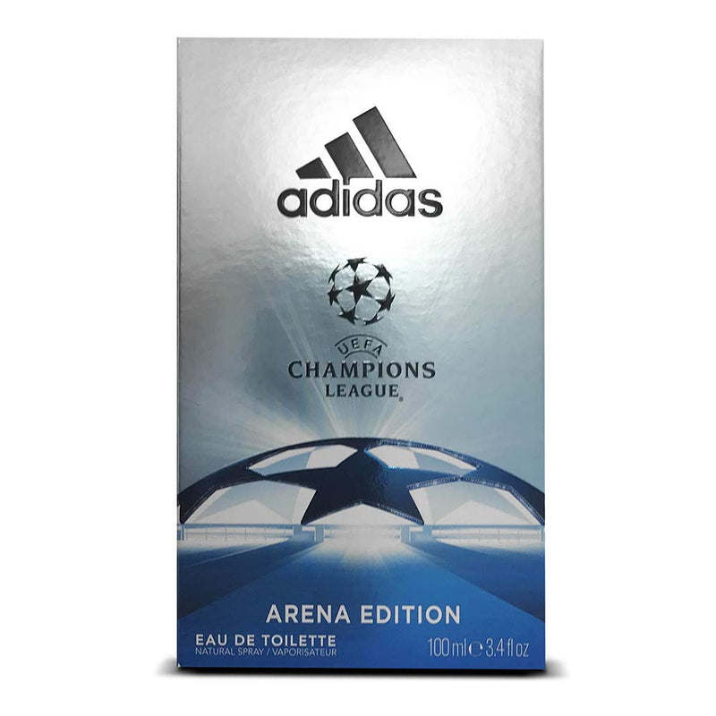 Adidas Champions League Eau De Toilette Spray (Champions Edition) 100ml