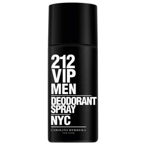 212 VIP Men by Carolina Herrera Deodorant Spray 150ml