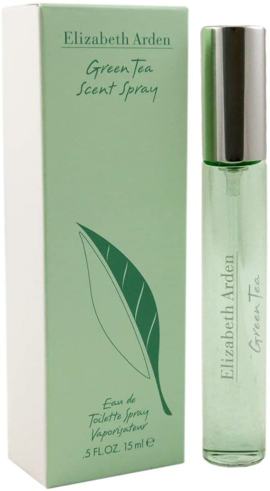 Elizabeth Arden Green Tea 15ML EDP Spray, multicolor