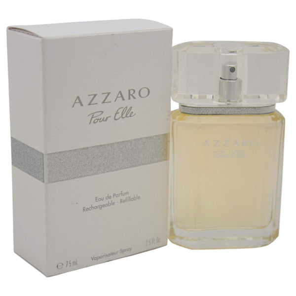 Azzaro Pour Elle Refillable EDP Spray, 75 ml