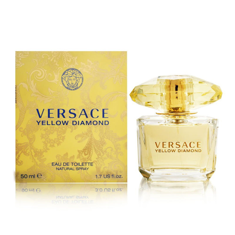 Versace Yellow Diamond Eau de Toilette - 50 ml