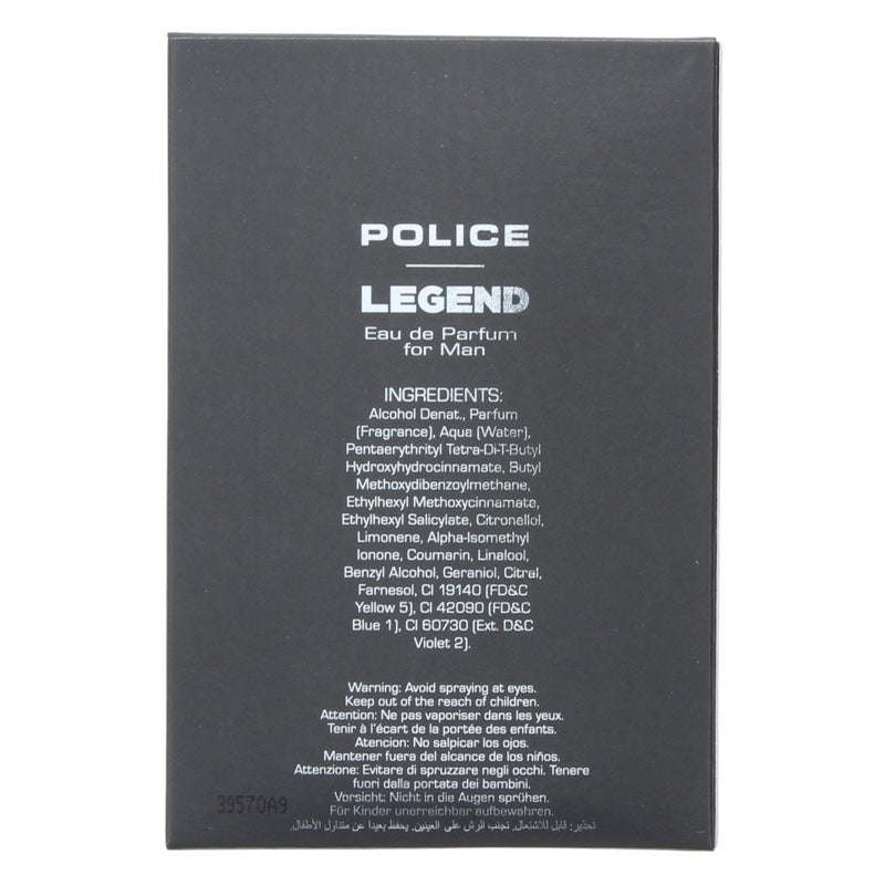 Legend for Man by Police Eau de Parfum Spray 50ml