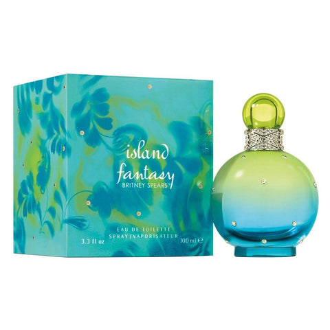 Britney Spears Island Fantasy Eau De Toilette Spray - 100ml/3.3oz