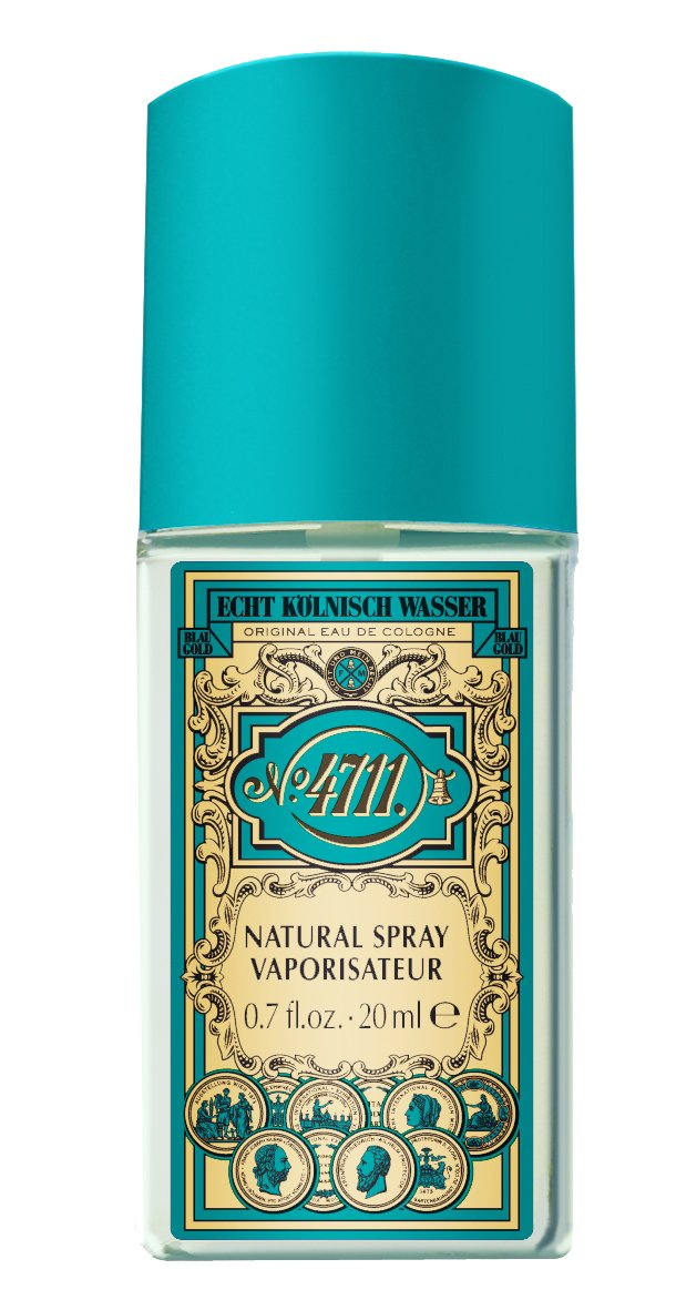 4711 Original Eau de Cologne Natural Spray 20 ml