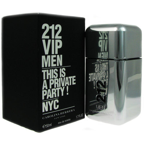 Carolina Herrera – 212 VIP Men Eau De Toilette Vapo 50 ml