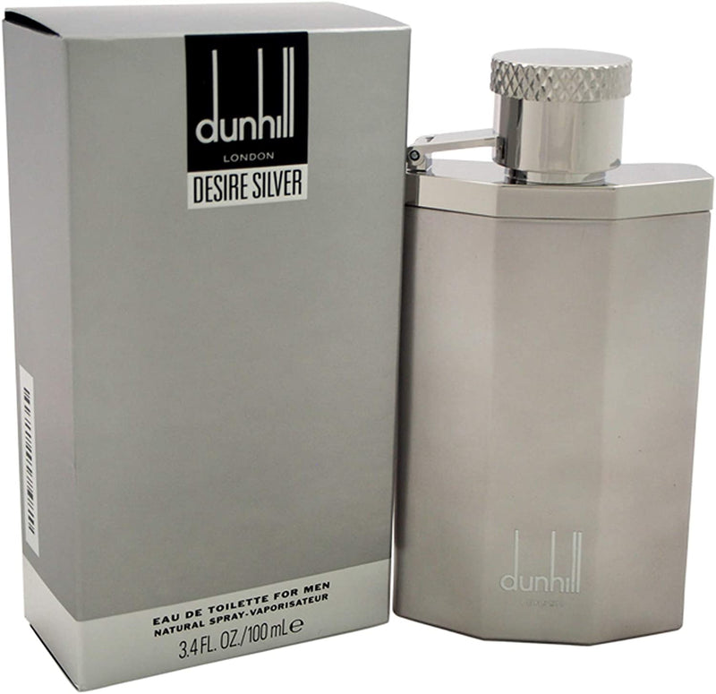 Dunhill Desire Silver Eau de Toilette Spray 100 ml