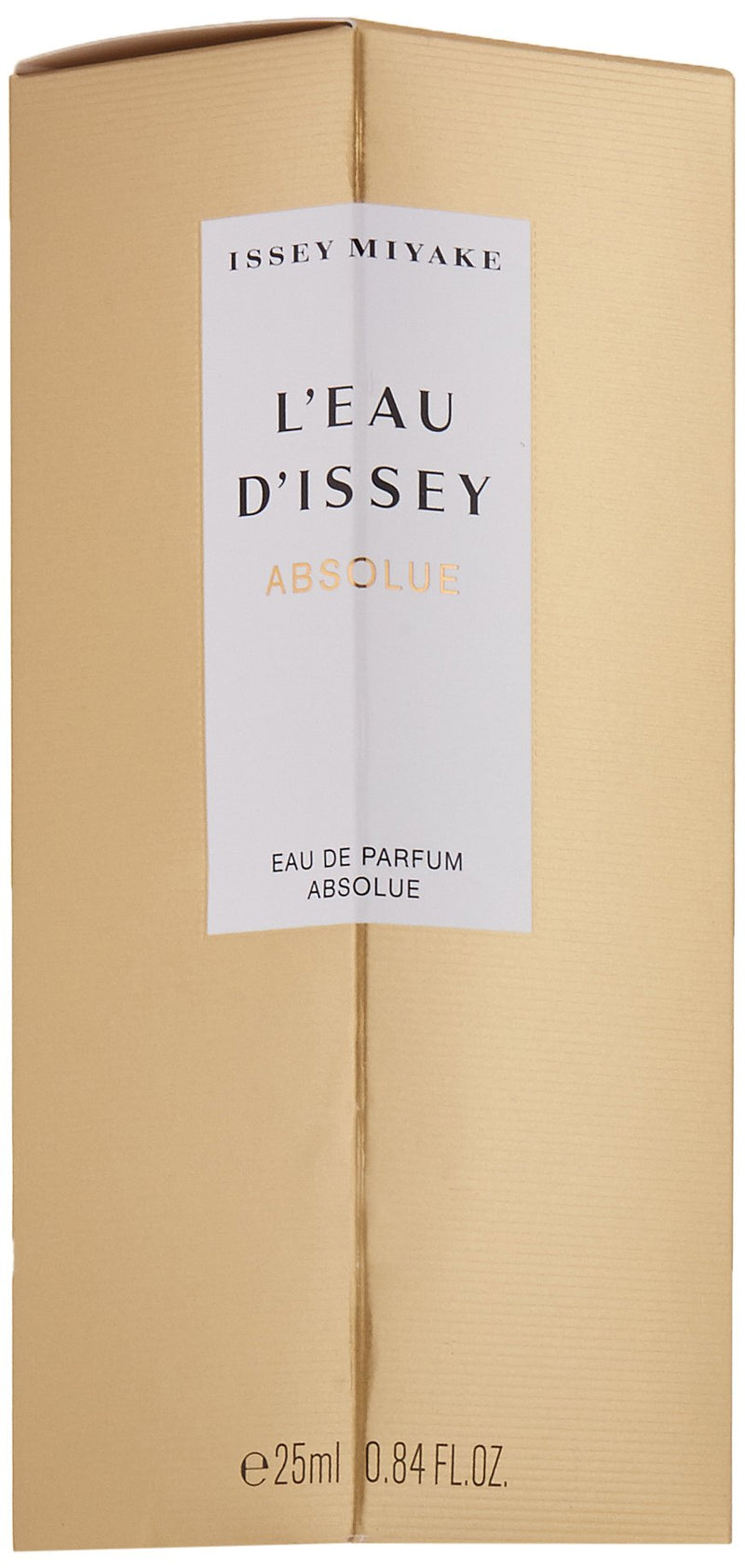 L'Eau D'Issey Absolue by ISSEY MIYAKE Eau de Parfum Spray 25ml