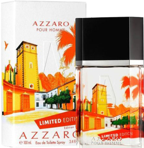 Azzaro Pour Homme by for Men - 3.4 oz EDT Spray (Limited Edition)