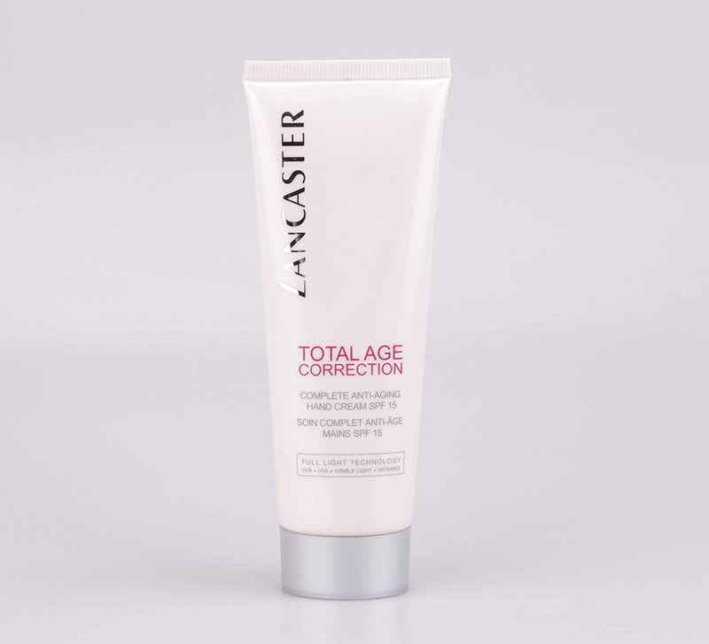 Lancaster Total Age Correction Complete Anti-Aging Hand Cream SPF 15 75 ml