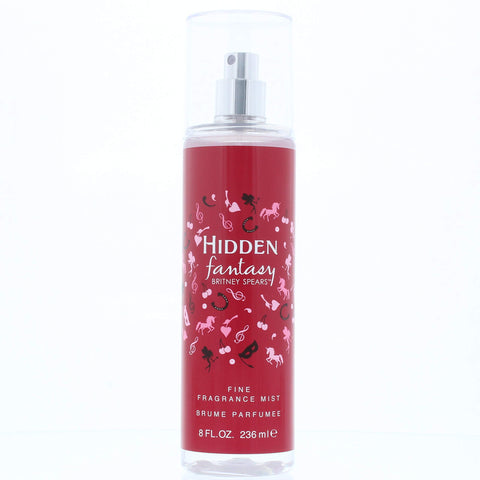 Britney Spears Hidden Fantasy Fine Fragrance Mist, 236 ml