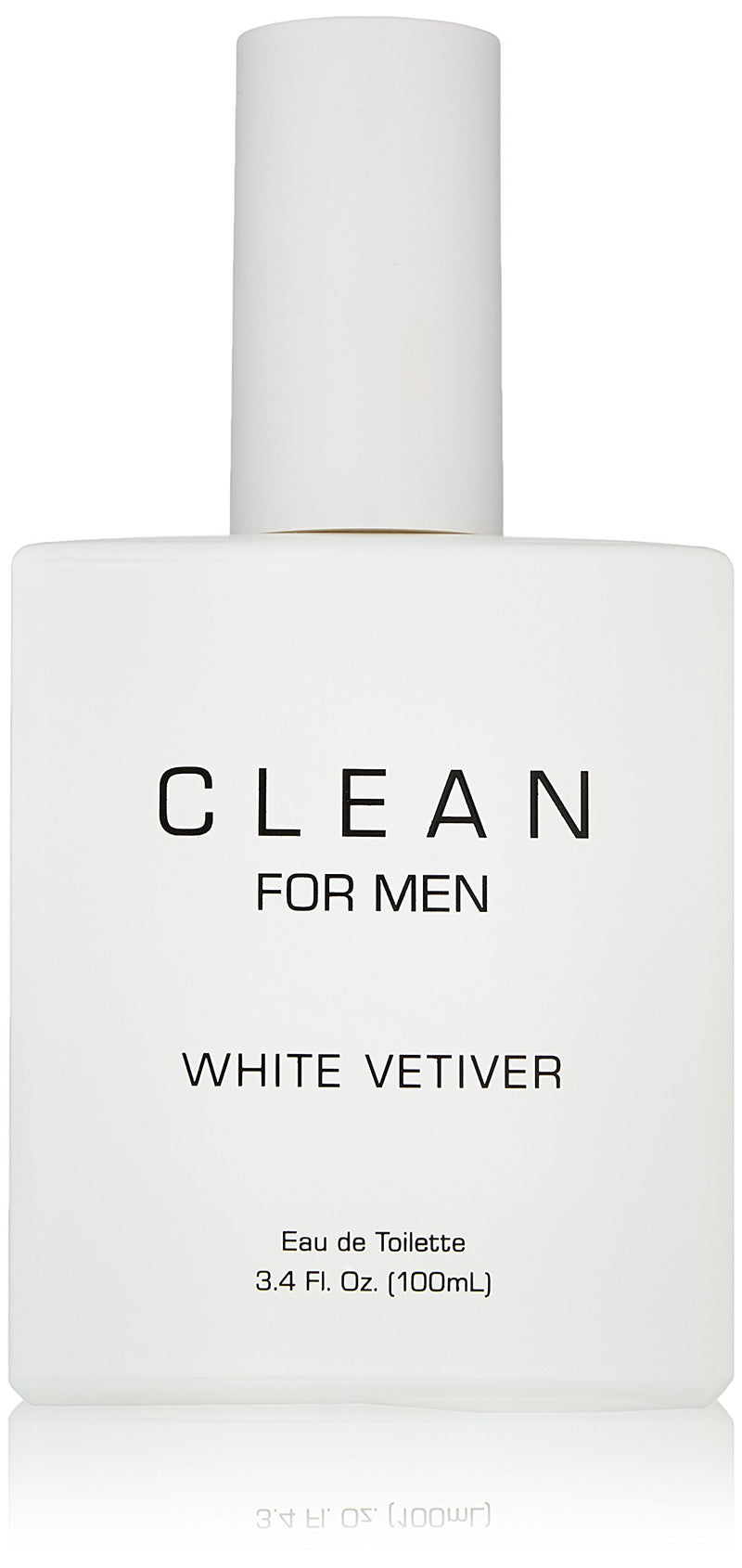 Clean White Vetiver For Men Eau De Toilette 100 ml