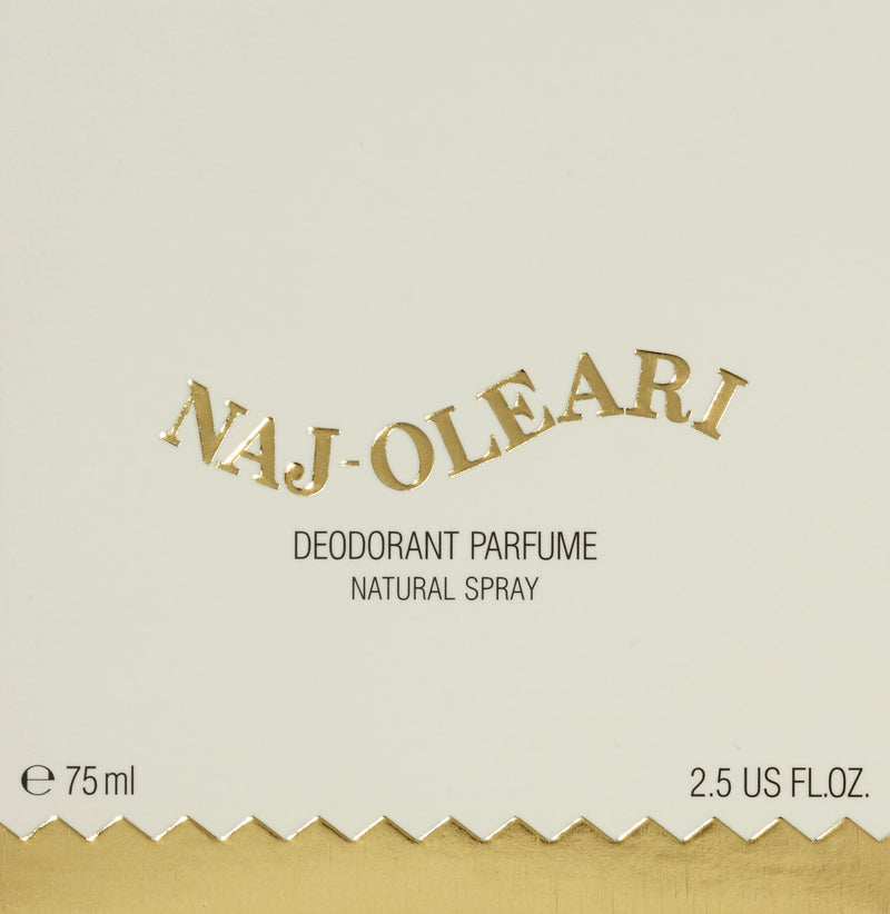Naj Oleari Woman Deodorant Perfume Spray 75 ml