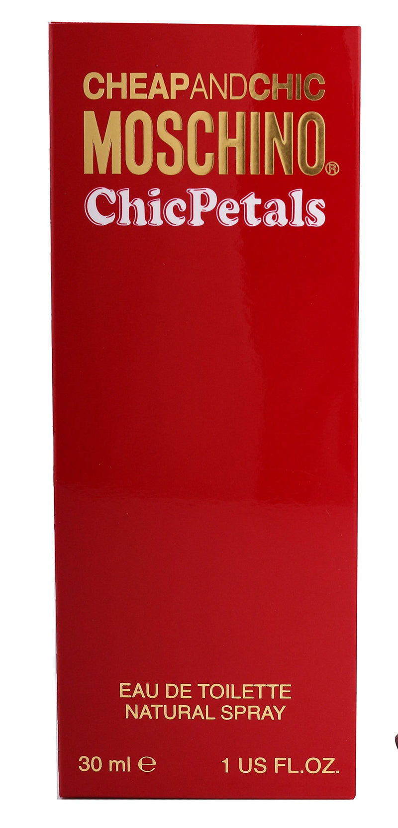 Moschino Cheap and Chic Petals Eau de Toilette Spray for Woman 30 ml