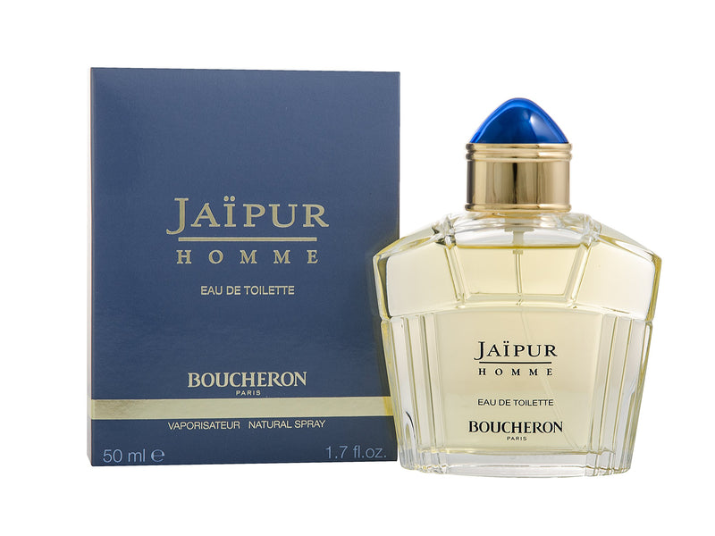 Boucheron Jaipur Homme Eau de Toilette Spray for Him 50 ml
