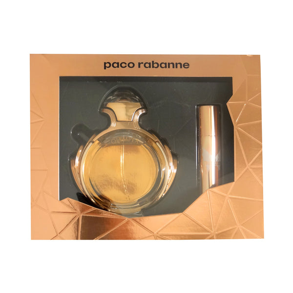 Paco Rabanne Olympea Giftset EDP Spray 80mililiters, Travel Spray 10mililiters