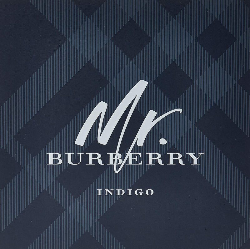 Burberry Mr. Indigo Edt 100 ml + Edt 30 ml Set Regalo