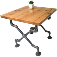 Load image into Gallery viewer, Milltown Industrial End Table