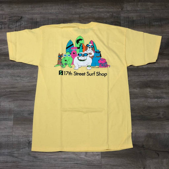 SURF DOGS S/S TEE