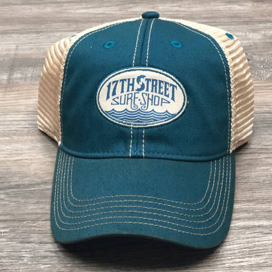 SEA FISH LEGACY TRUCKER HAT
