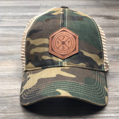CROSS HEX LEGACY TRUCKER HAT