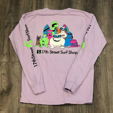 SURF DOGS CC L/S TEE