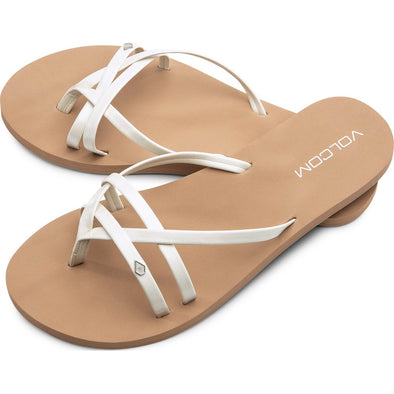 LOOK OUT BEACH SANDALS - GLOW