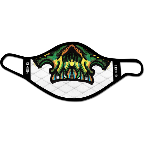 Bobby Brown Green Skull Mask