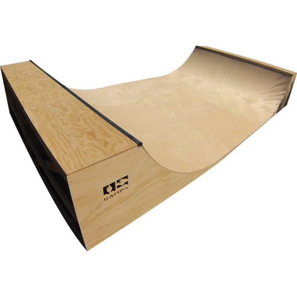 3.5Ft Tall X 12Ft Wide Half Pipe