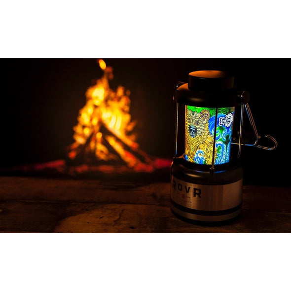 Artist Series Camp Lantern Flight Of The Grizzly