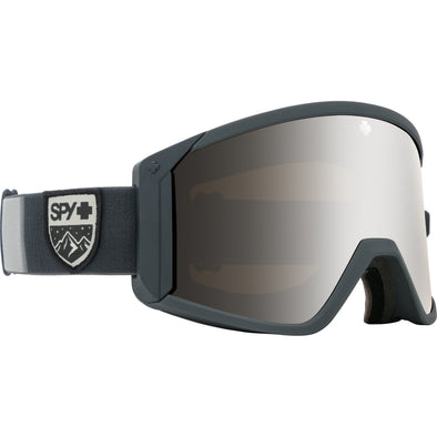 Raider Colorblock Gray-HD Bronze wSilver Spectra Mirror-HD LL Persimmon